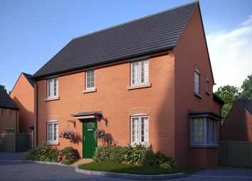"Thumbnail 4 bed detached house for sale in ""The Claremont"" at Bedford Road, Great Barford, Bedford"