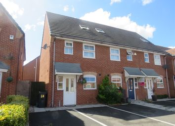 Thumbnail 3 bed town house for sale in Blackstairs Road, Ellesmere Port
