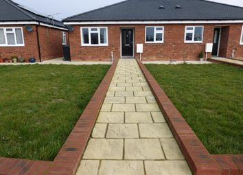 Thumbnail 2 bed bungalow to rent in Bridge Road, Desborough, Kettering
