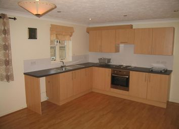 Thumbnail 1 bed flat to rent in Oil Mill Lane, Wisbech