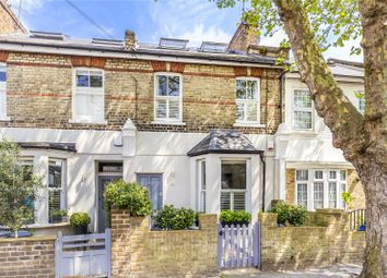 Thumbnail 4 bed terraced house for sale in Duke Road, Chiswick, London