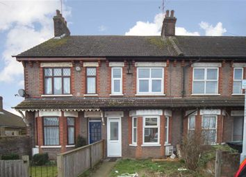 Thumbnail 3 bed terraced house for sale in Beechwood Road, Leagrave, Luton