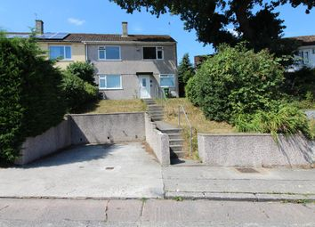 Thumbnail 3 bed end terrace house for sale in Drayton Road, Plymouth