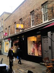 Thumbnail Retail premises to let in Camden Passage, Islington