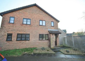 Thumbnail 1 bed end terrace house for sale in Nutwood Close, Thorpe Marriott, Taverham, Norwich, Norfolk