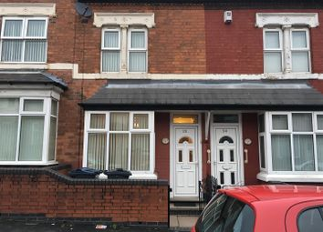 Thumbnail 3 bed terraced house for sale in Maitland Road, Alum Rock, Birmingham