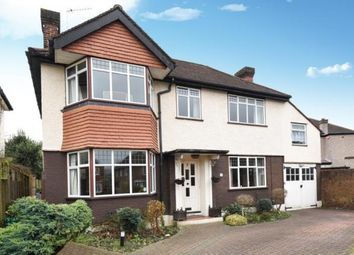Thumbnail 3 bed detached house for sale in The Mead, West Wickham