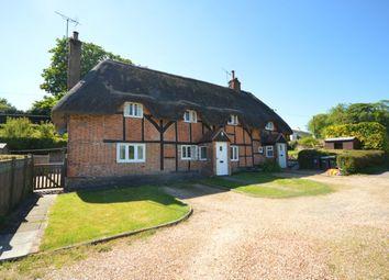 Thumbnail 2 bed semi-detached house to rent in Pats Cottage Sunton, Collingbourne Ducis, Marlborough