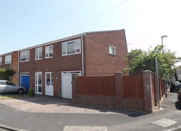 Thumbnail 3 bedroom semi-detached house for sale in Old Rectory Road, Farlington, Portsmouth
