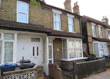 Thumbnail End terrace house for sale in Pemdevon Road, Croydon