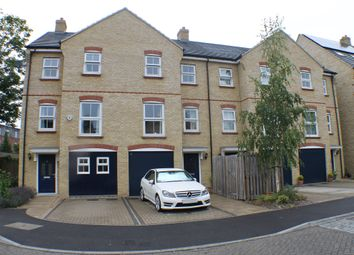 Thumbnail 4 bed town house to rent in Woodcroft, London
