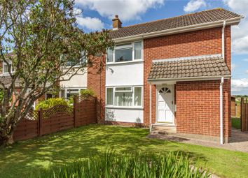 Thumbnail 3 bed semi-detached house for sale in Ridgeway Crescent, Whitchurch, Ross-On-Wye, Herefordshire