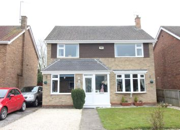 Thumbnail 4 bed detached house for sale in Orchard Croft, Cottingham