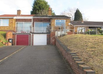 Thumbnail 2 bed semi-detached bungalow for sale in Walford Drive, Solihull