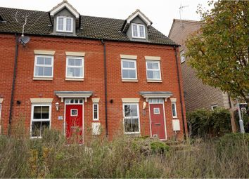 Thumbnail 3 bedroom end terrace house for sale in Merivale Way, Ely