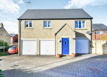 Thumbnail 2 bed detached house for sale in Dyrham Court, Swindon, Wiltshire