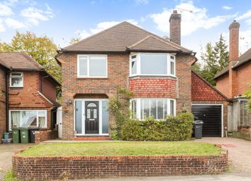 Thumbnail 3 bedroom detached house to rent in High View Road, Onslow Village, Guildford