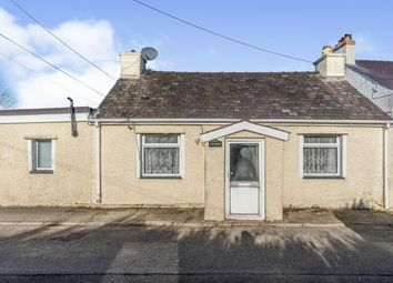 Thumbnail 2 bed detached house for sale in Old Llandegfan, Menai Bridge, Anglesey, North Wales
