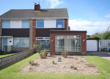 Thumbnail 4 bed semi-detached house for sale in Barony Court, Ardrossan