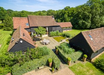 Thumbnail 5 bed barn conversion for sale in Henfold Drive, Beare Green, Dorking, Surrey