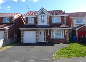 Thumbnail 4 bed detached house to rent in Priory Grange, Blyth