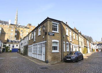 Thumbnail 3 bed end terrace house for sale in Lancaster Mews, Lancaster Gate, London