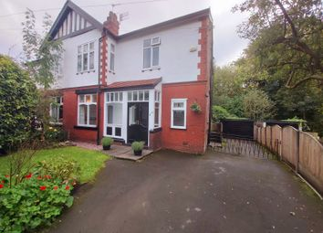 Thumbnail 4 bed semi-detached house for sale in Lambton Road, Worsley