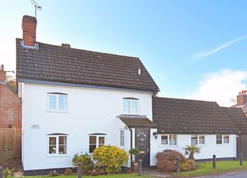 Thumbnail 4 bed detached house for sale in Marlborough Road, Pewsey