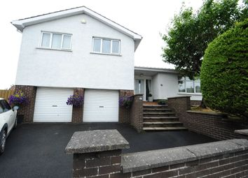 Thumbnail 4 bed detached house for sale in The Brae, Ballygowan, Newtownards