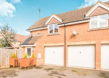 Thumbnail 2 bed detached house for sale in Campion Road, Hatfield, Hertfordshire