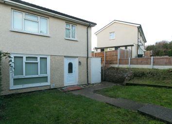 Thumbnail 3 bedroom semi-detached house for sale in School Lane, Southsea, Wrexham