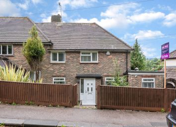 Thumbnail 3 bed semi-detached house for sale in Saunders Hill, Brighton
