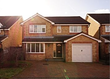 Thumbnail 4 bed detached house for sale in Magpie Close, Fareham