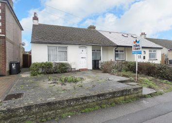 Thumbnail 2 bed semi-detached bungalow for sale in Northwood Road, Ramsgate