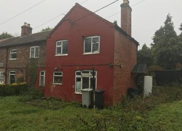 Thumbnail 4 bed end terrace house for sale in Horseshoe Cottage, Calceby Corner, Alford, Lincolnshire