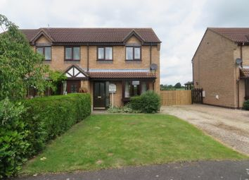 Thumbnail 3 bed semi-detached house to rent in Oakfield Close, Brigg