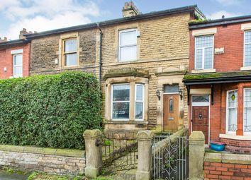 Thumbnail 2 bed terraced house for sale in Tulketh Brow, Ashton-On-Ribble, Preston, Lancashire
