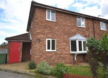 Thumbnail 2 bed terraced house for sale in Pickering Avenue, Hornsea, East Yorkshire