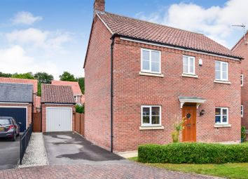 Thumbnail 3 bed detached house for sale in The Jubilee, Southwell