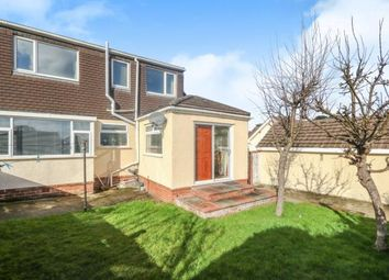 Thumbnail 4 bed semi-detached house for sale in Pant Teg, Deganwy, Conwy