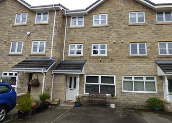 Thumbnail 4 bed town house for sale in Limewood Close, Helmshore, Rossendale