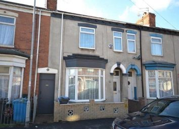 Thumbnail 3 bedroom terraced house to rent in Mersey Street, Hull