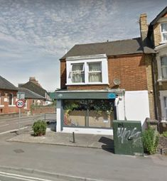 Thumbnail 1 bed flat to rent in Botley Road, Botley