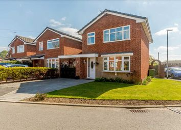 Thumbnail 3 bedroom semi-detached house for sale in Hertford Close, Woolston, Warrington