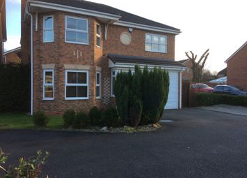 Thumbnail 5 bed detached house for sale in Seafield, Tamworth, Staffordshire
