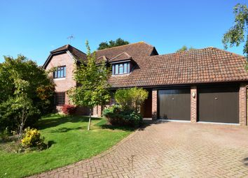 Thumbnail 5 bed detached house to rent in Morris Way, West Chiltington