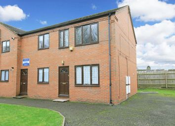 Thumbnail 2 bedroom flat for sale in Queens Court, Madeley, Telford
