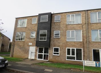 Thumbnail 2 bed flat for sale in Barton Crescent, Leamington Spa