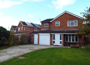 Thumbnail 4 bed detached house for sale in Micklewood Close, Penkridge, Staffordshire