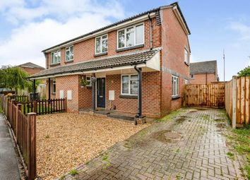 Thumbnail 3 bed semi-detached house for sale in Martin Road, Havant